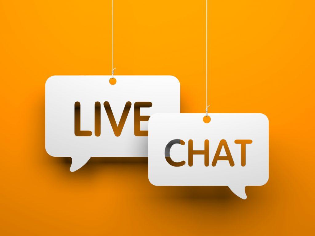 Web chat services