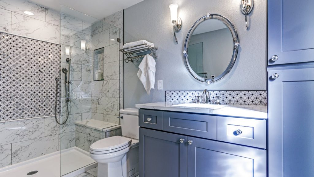 modern bathroom vanities with tops