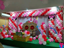 balloon decoration in bangalore